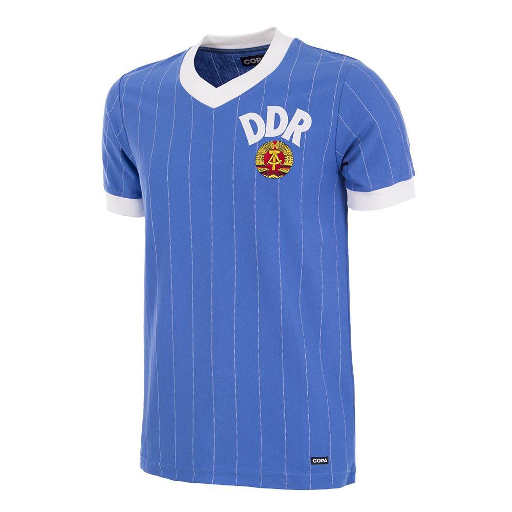 DDR 1985 Retro Football Shirt | 1 | COPA
