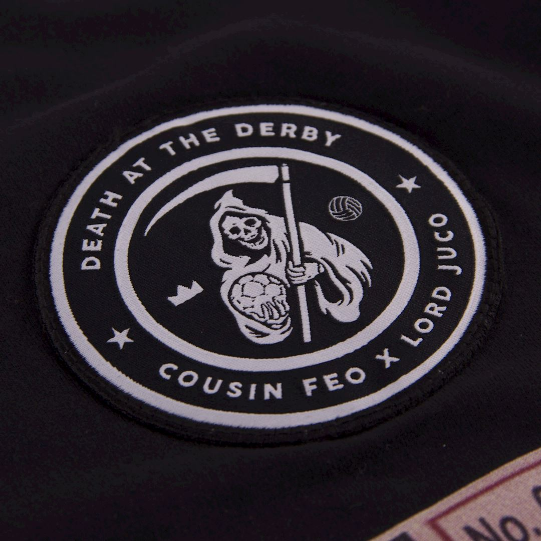 Death at the Derby - Bombs in the Bombonera T-Shirt | 3 | COPA