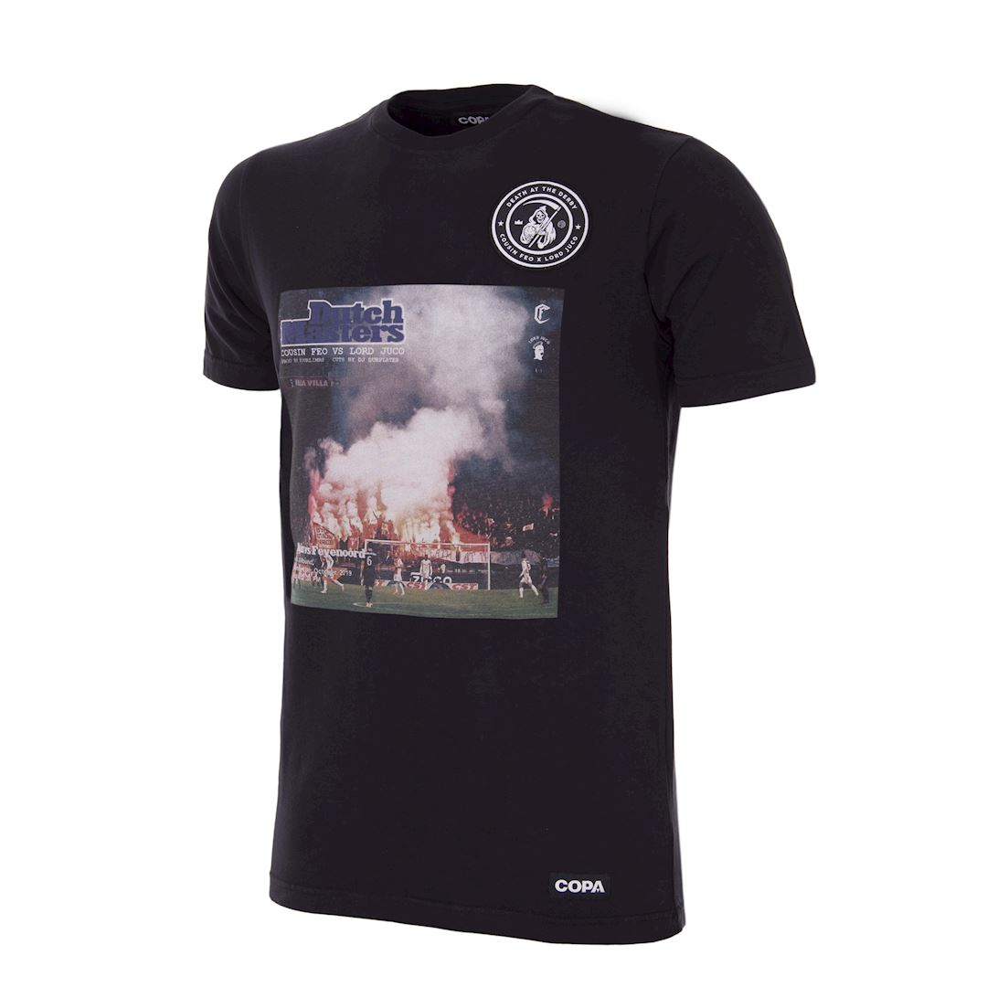 Death at the Derby - Dutch Masters T-Shirt | 1 | COPA