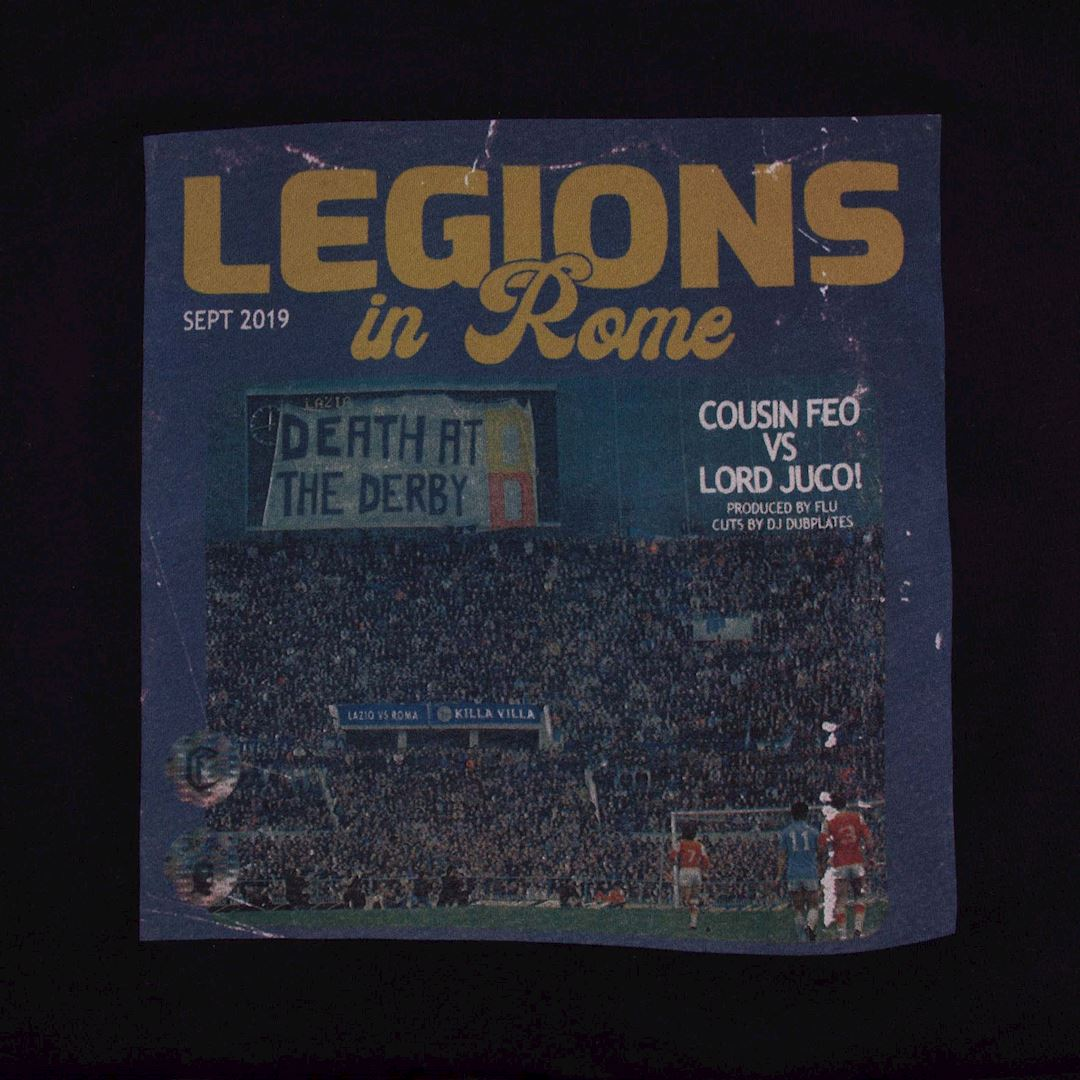 Death at the Derby - Legions in Rome T-Shirt | 2 | COPA