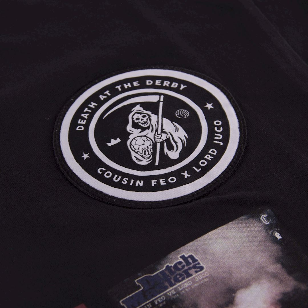 Death at the Derby T-Shirt | 3 | COPA