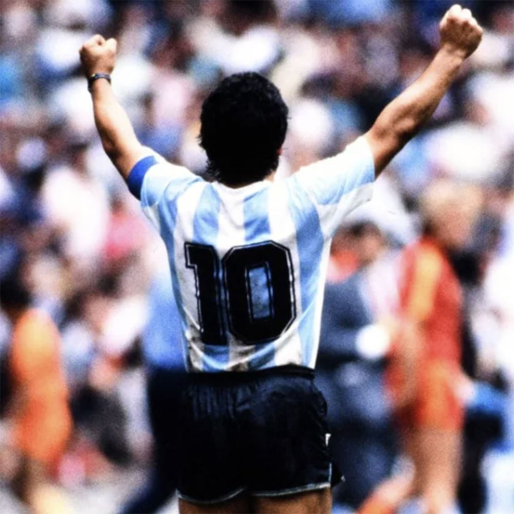 Diego Argentina Calcetines Casual | 2 | COPA