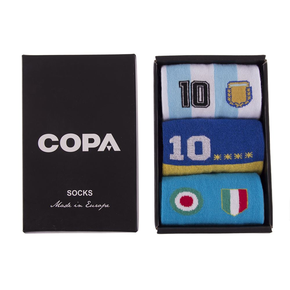 Diego Calcetines Casual Set | 1 | COPA