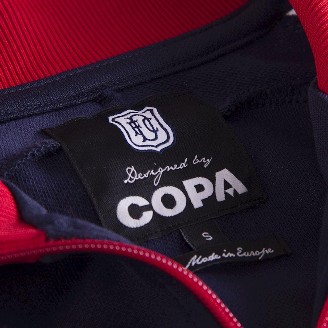 Dundee FC 1982 - 83 Retro Football Jacket | 4 | COPA