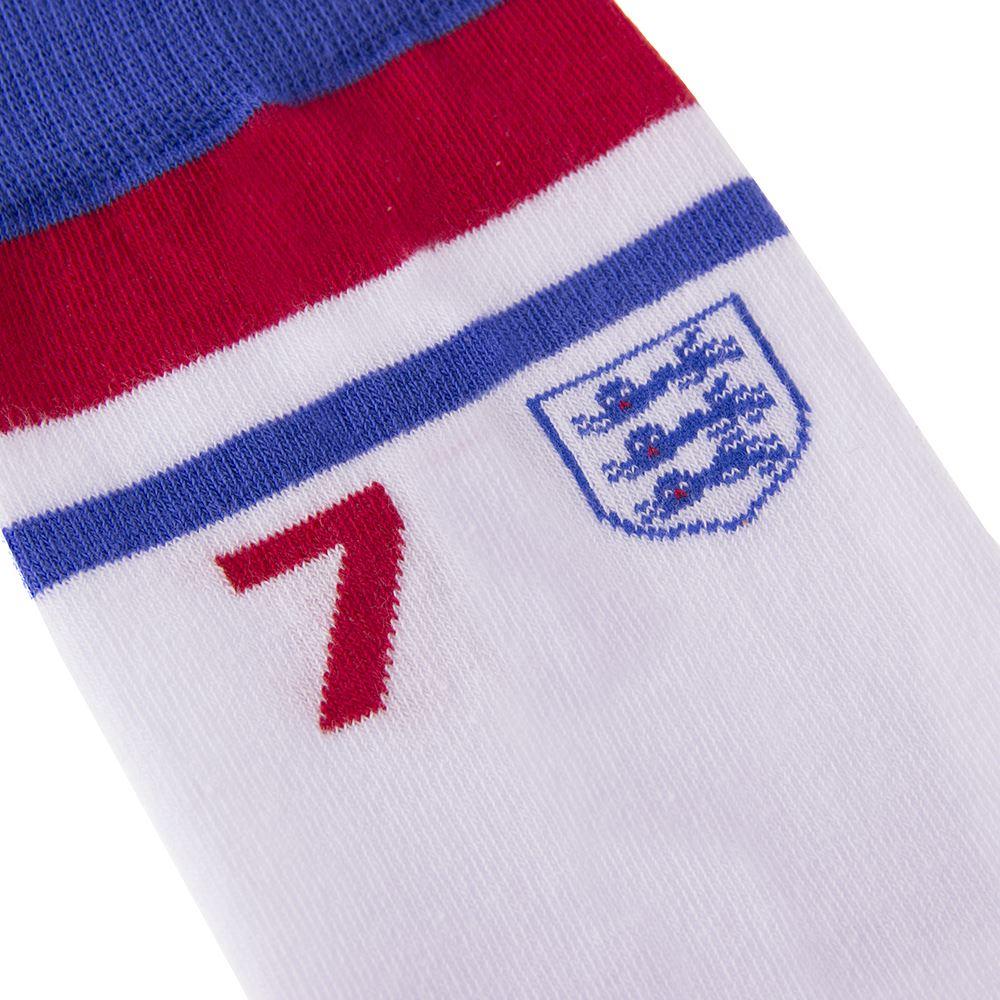 Inglaterra 1980 Calcetines Casual | 3 | COPA