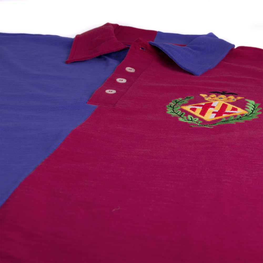 new style bec71 a005e FC Barcelona 1899 Retro Football Shirt | Shop online | COPA