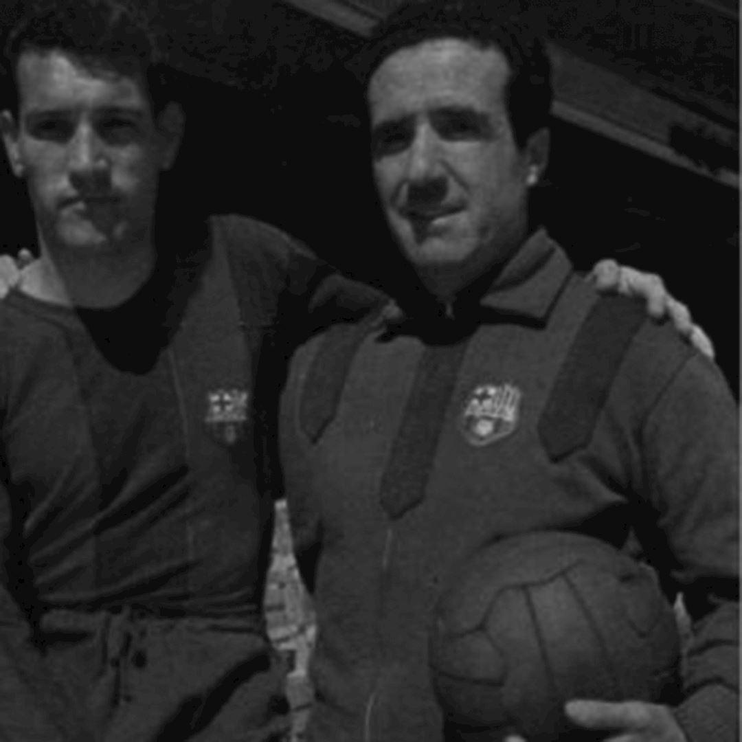 FC Barcelona 1959 Retro Football Jacket | 2 | COPA