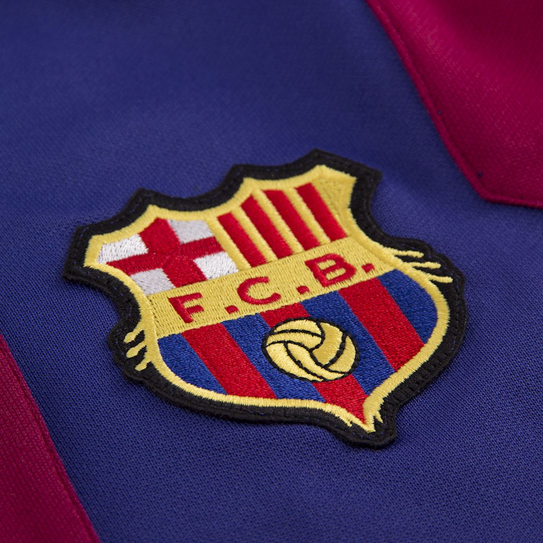 FC Barcelona 1959 Retro Football Jacket | 3 | COPA