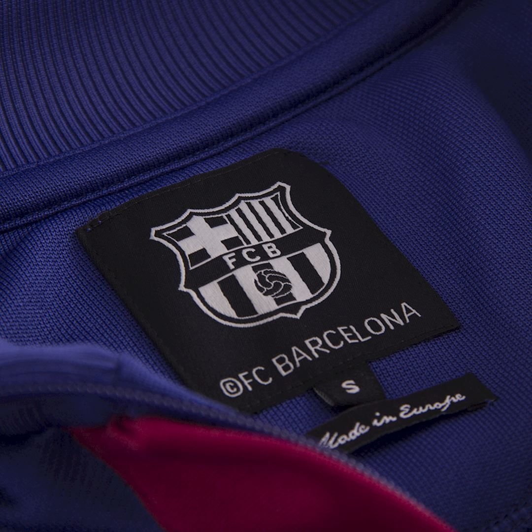 FC Barcelona 1959 Retro Football Jacket | 5 | COPA