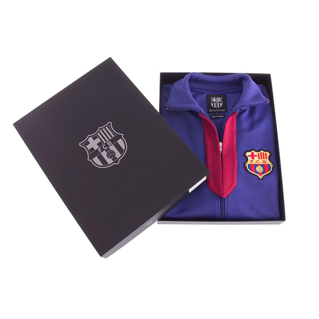 FC Barcelona 1959 Retro Football Jacket | 6 | COPA