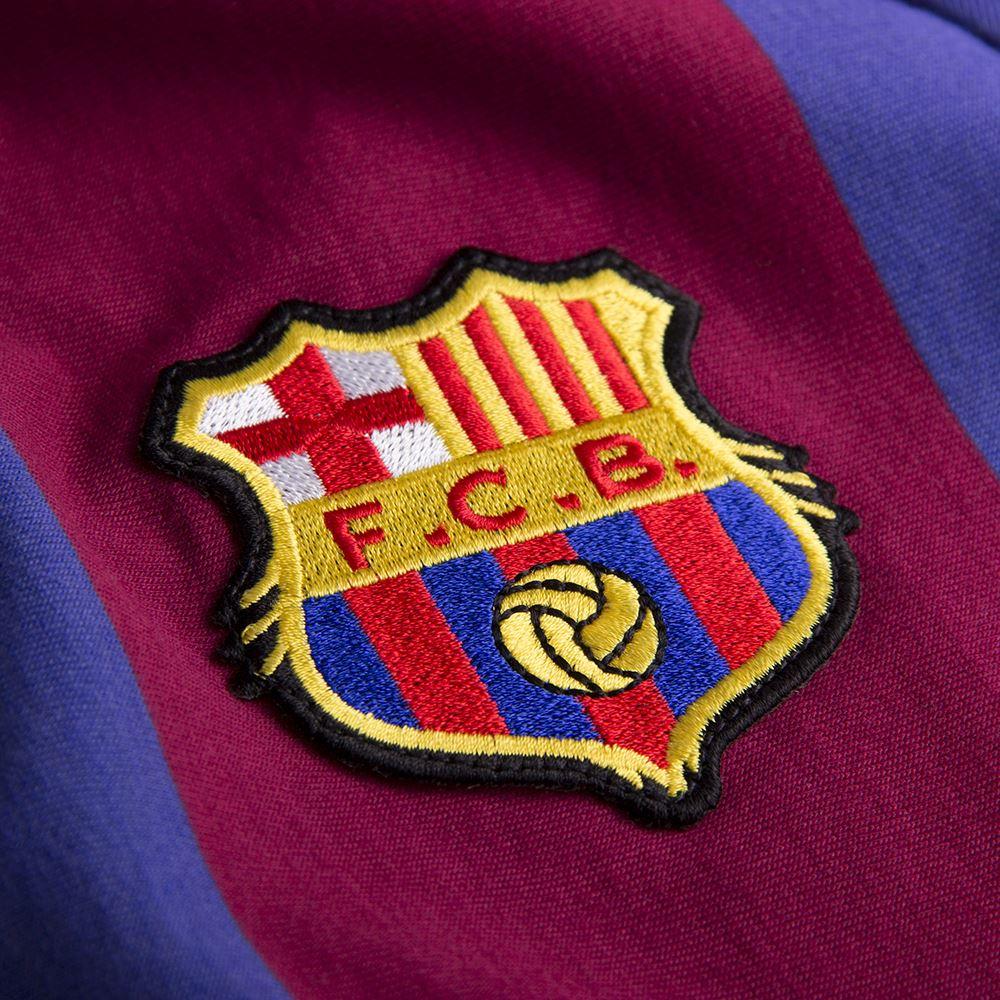 FC Barcelona 1976 - 77 Retro Football Shirt | 3 | COPA
