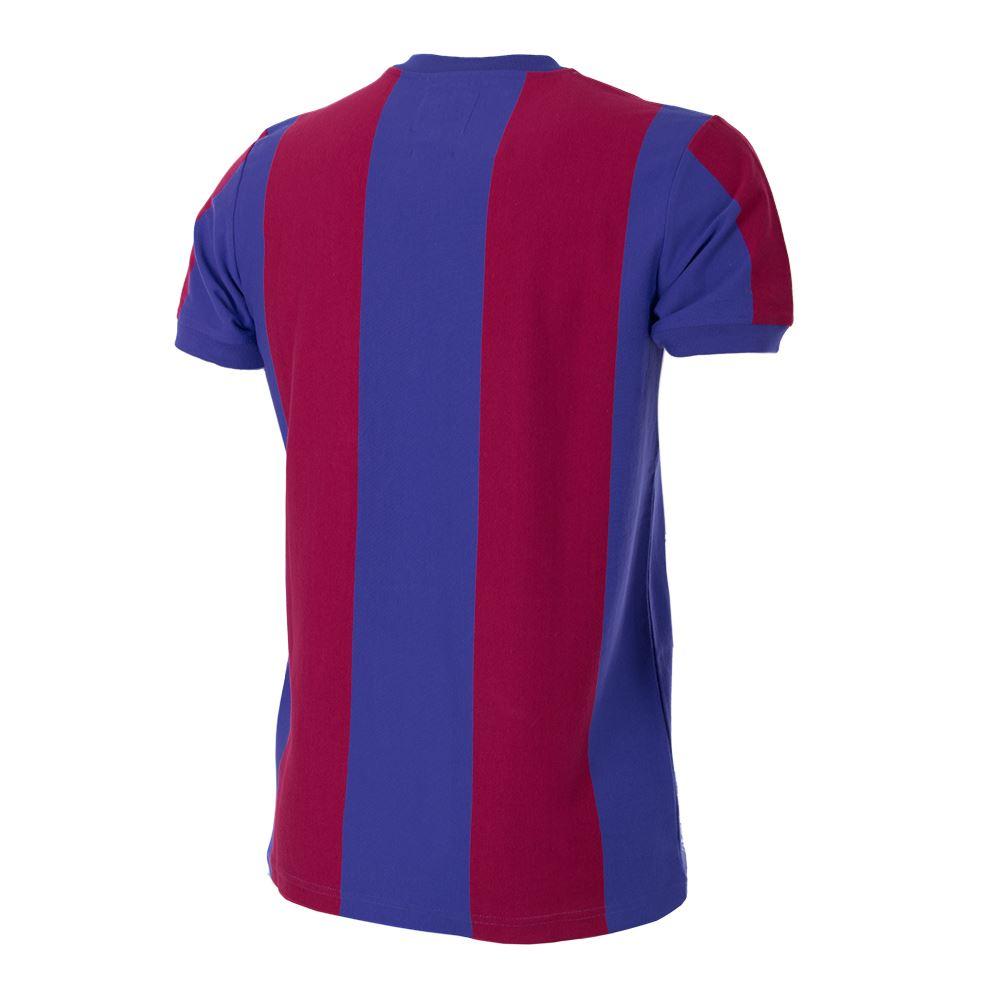 FC Barcelona 1976 - 77 Retro Football Shirt | 4 | COPA