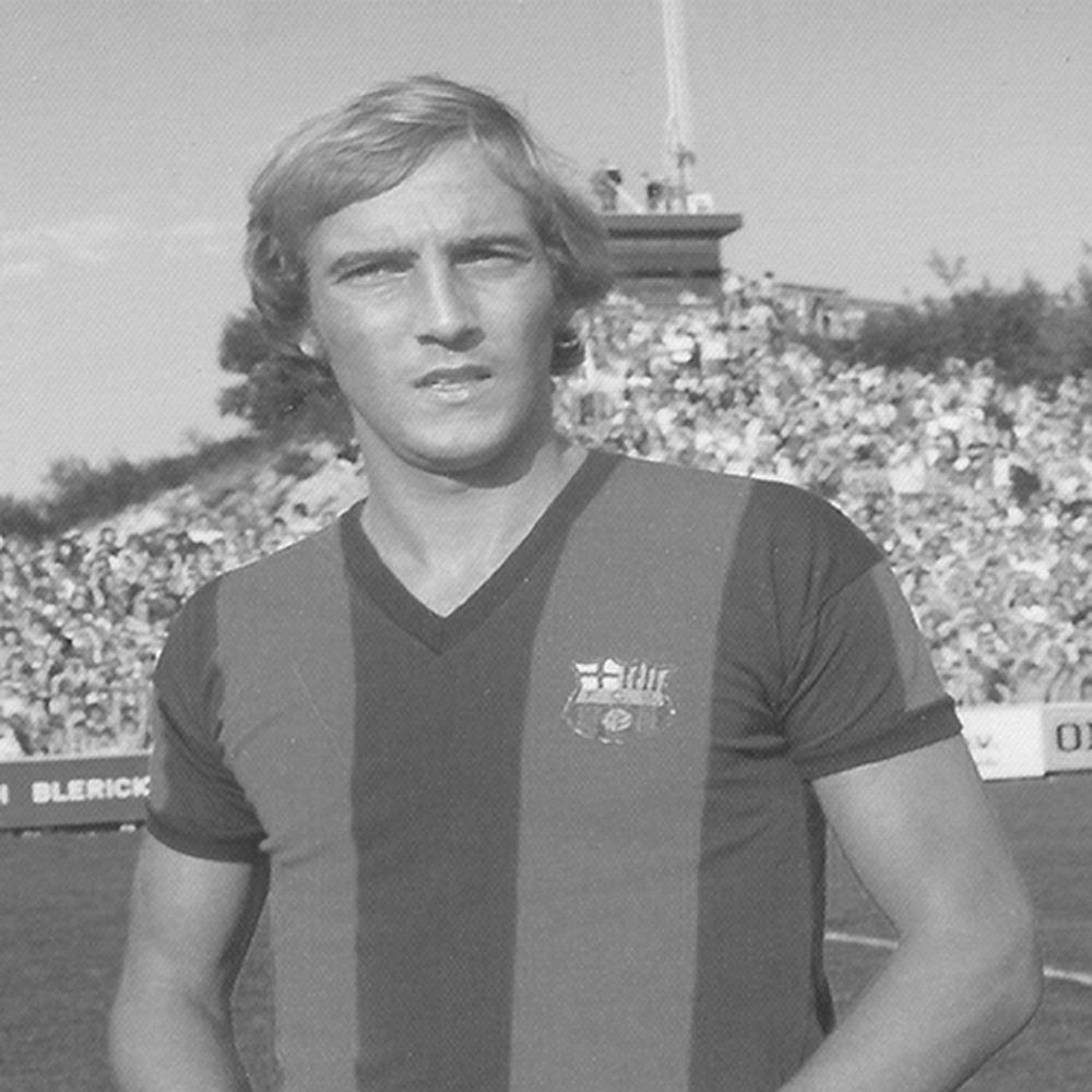 FC Barcelona 1976 - 77 Retro Football Shirt | 2 | COPA