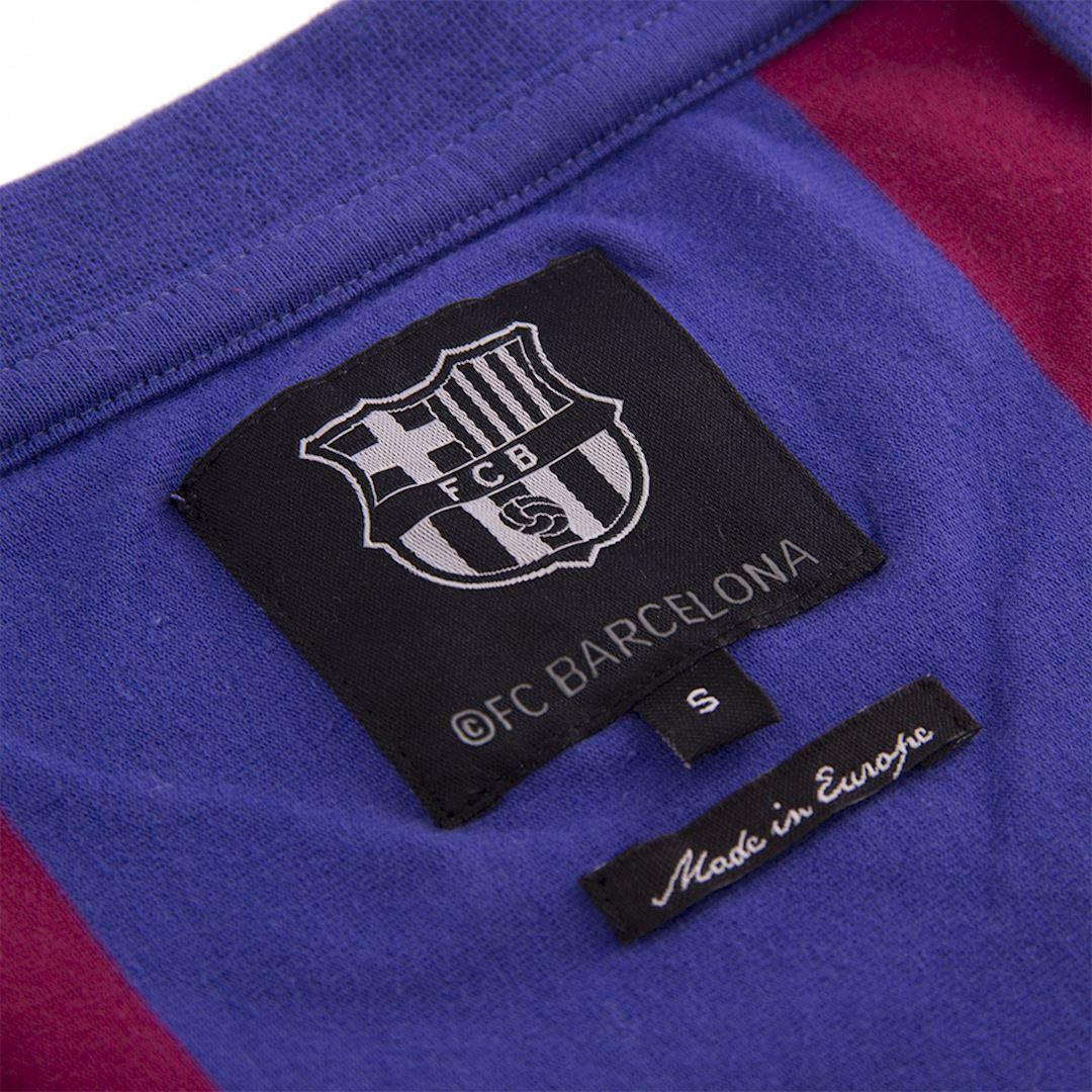 FC Barcelona 1976 - 77 Womens Camiseta de Fútbol Retro | 5 | COPA