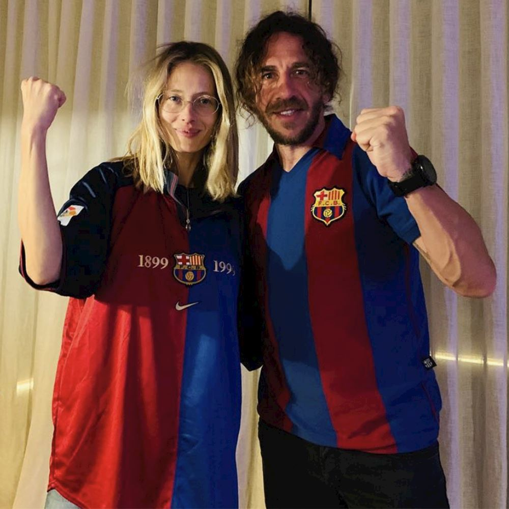 FC Barcelona 1980 - 81 Retro Football Shirt | 7 | COPA