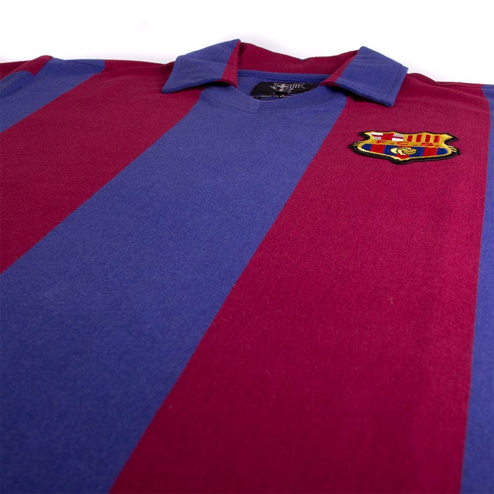 FC Barcelona 1980 - 81 Retro Football Shirt | 5 | COPA