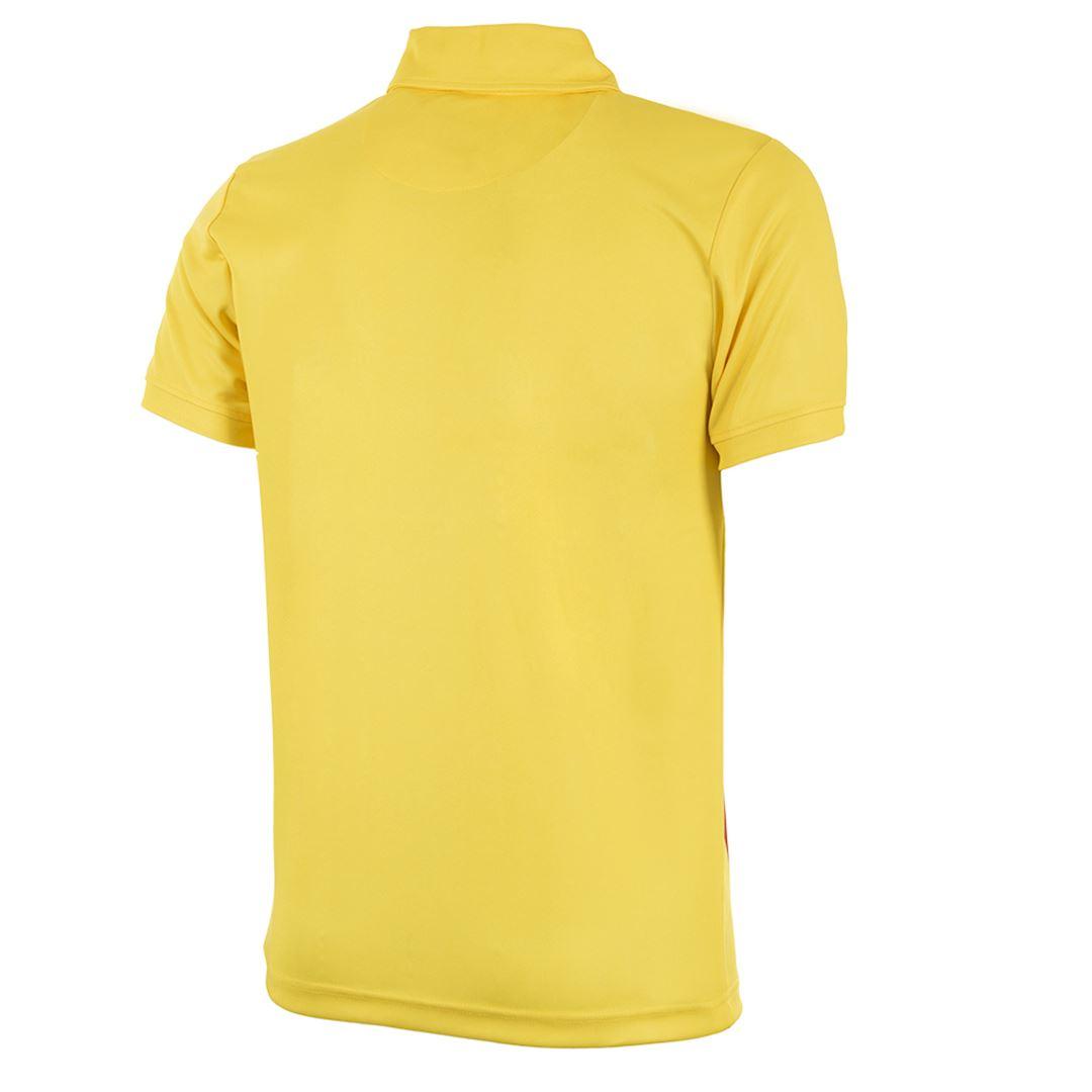 FC Barcelona 1981 - 82 Away Retro Football Shirt   4   COPA