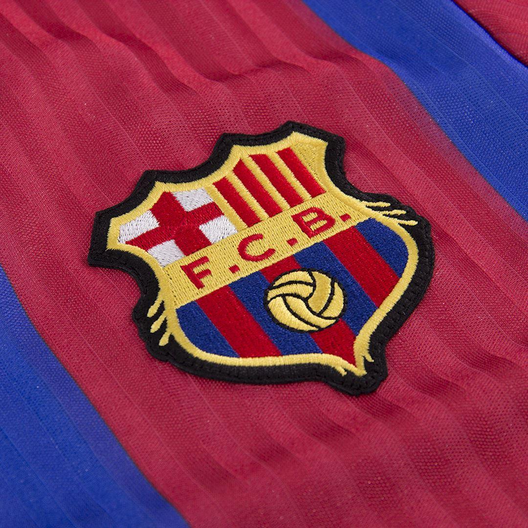 FC Barcelona 1990 - 91 Retro Football Shirt | 3 | COPA