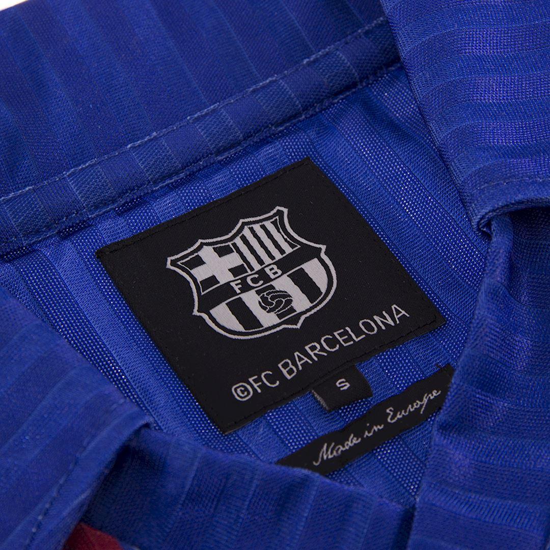 FC Barcelona 1990 - 91 Retro Football Shirt | 5 | COPA