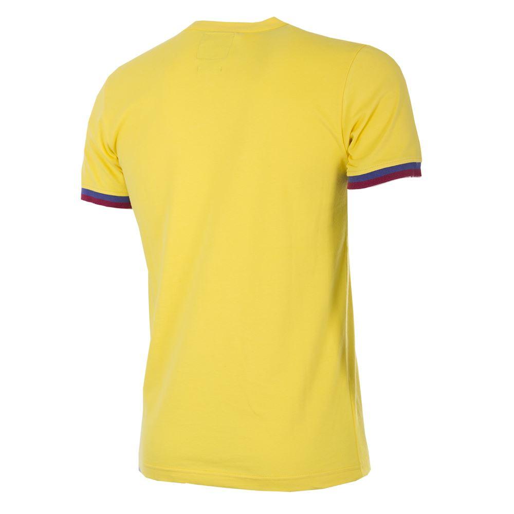 FC Barcelona Away 1978 - 79 Retro Football Shirt   4   COPA