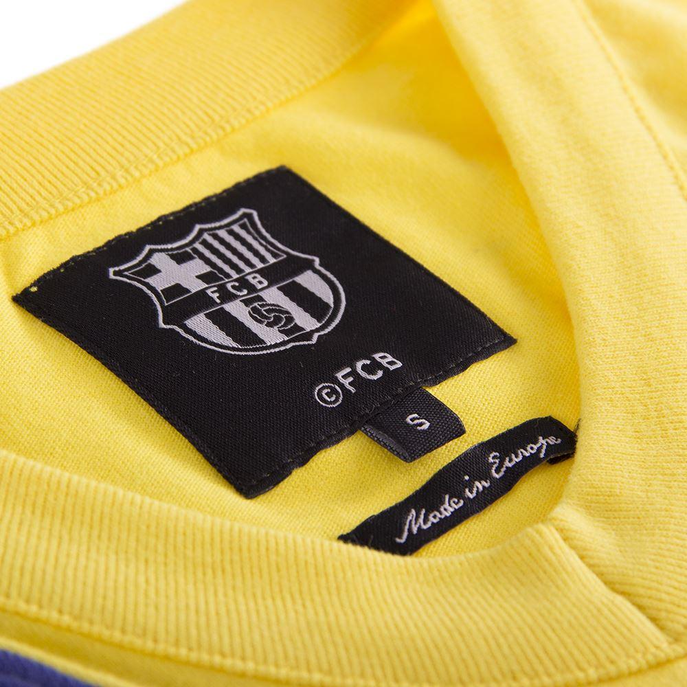 FC Barcelona Away 1978 - 79 Retro Football Shirt   6   COPA