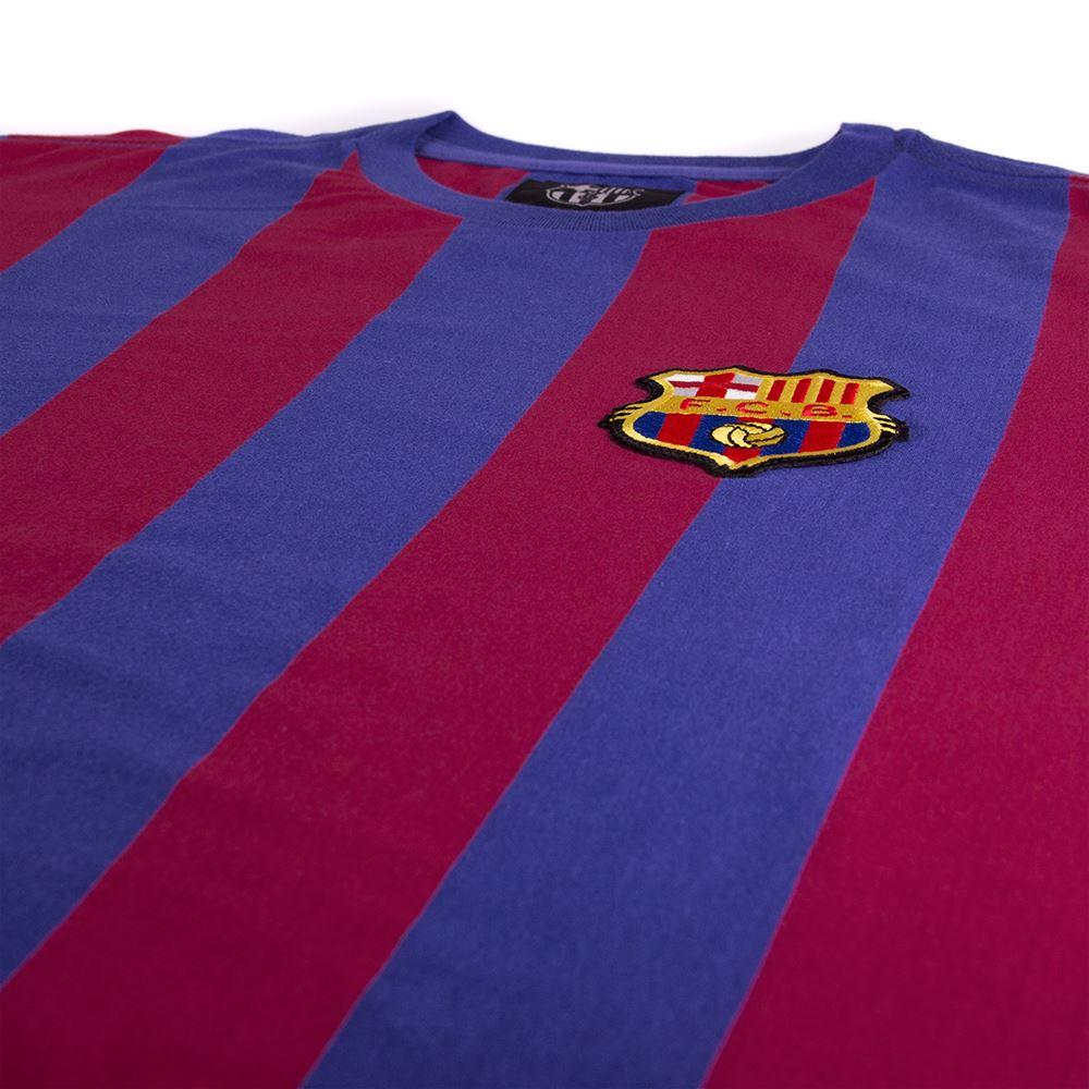 FC Barcelona Captain Retro Niños T-Shirt | 4 | COPA
