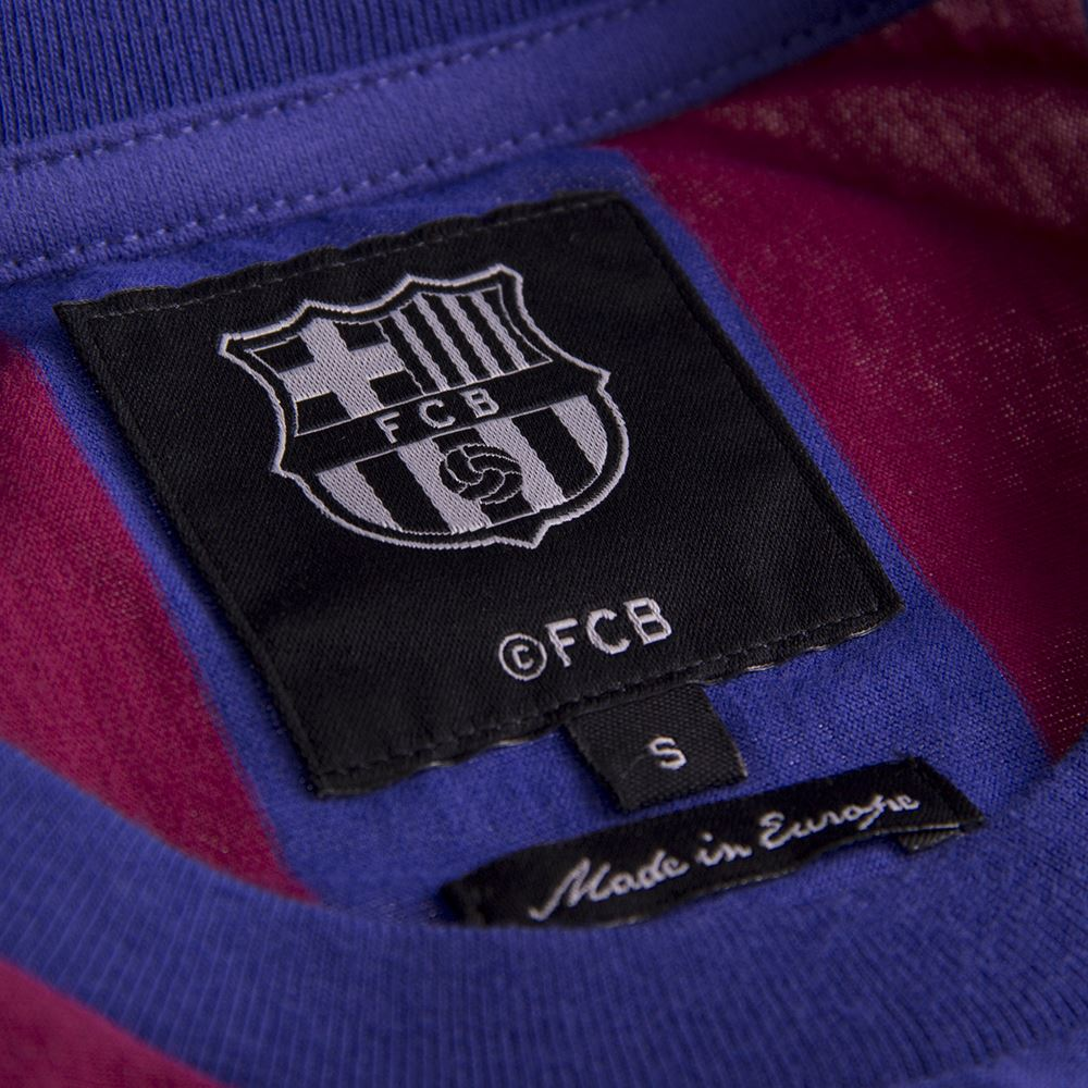 FC Barcelona Captain Retro Niños T-Shirt | 6 | COPA