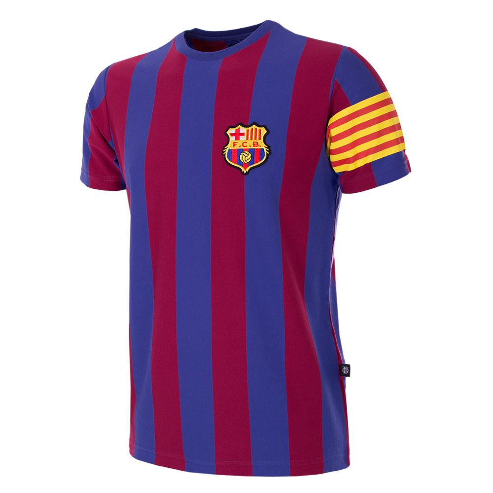 FC Barcelona Captain Retro T-Shirt | 1 | COPA
