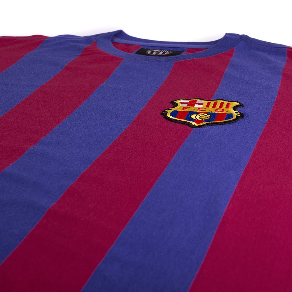 FC Barcelona Captain Retro T-Shirt | 4 | COPA