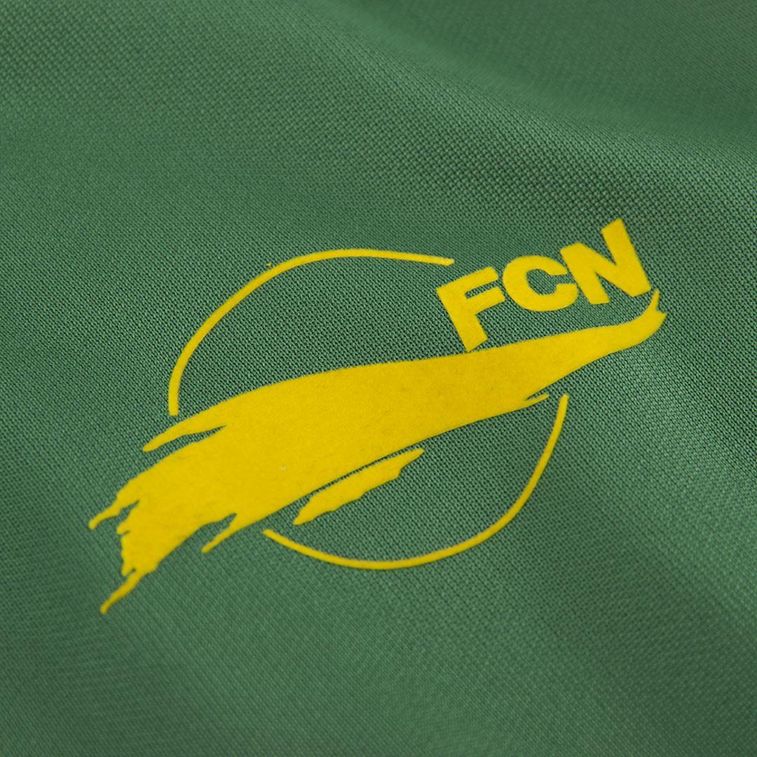 FC Nantes 1988 - 89 Retro Football Jacket | 4 | COPA