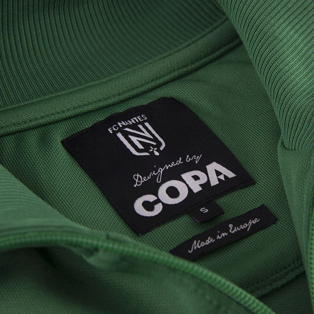 FC Nantes 1988 - 89 Retro Football Jacket | 5 | COPA