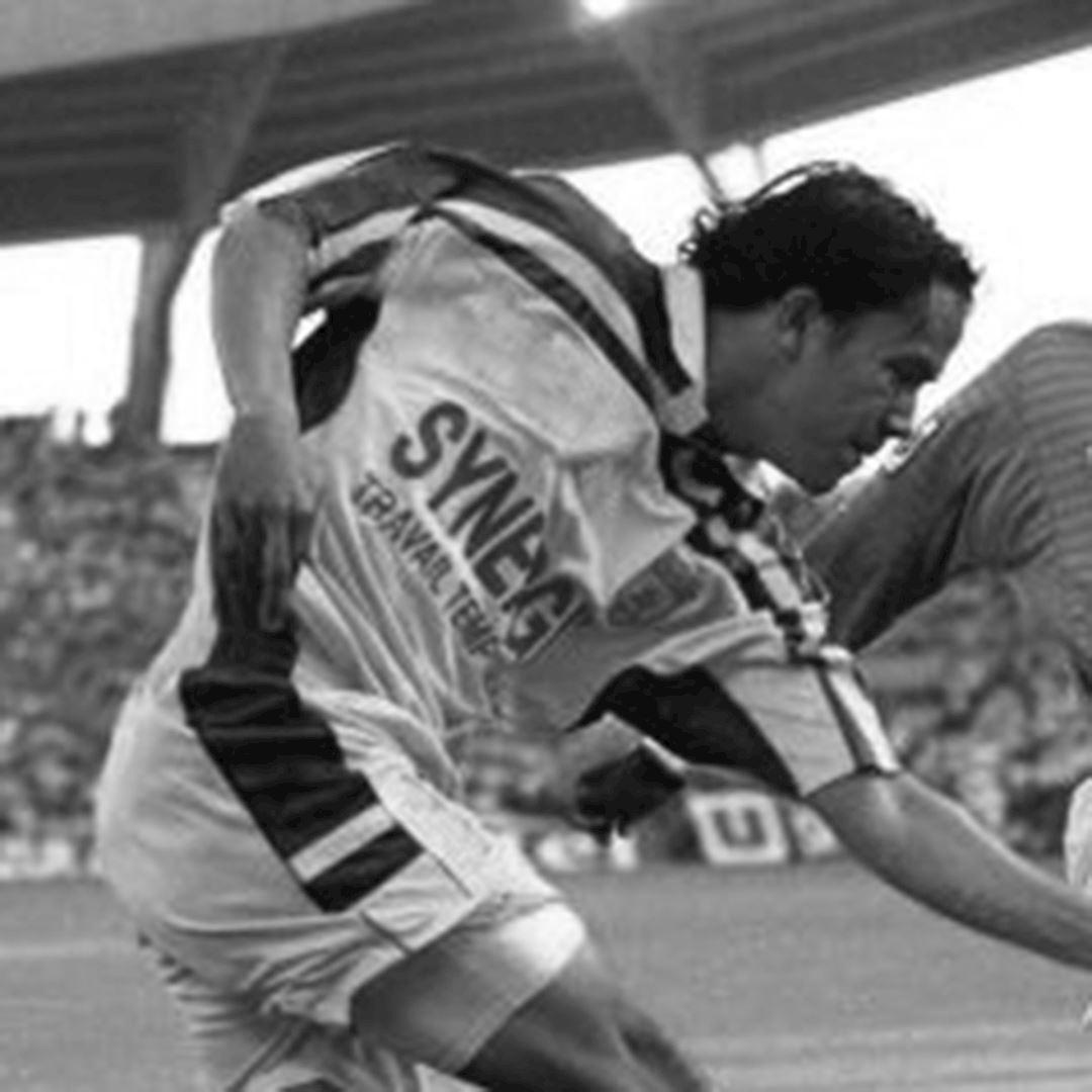 FC Nantes 2000 - 01 Retro Football Shirt | 2 | COPA