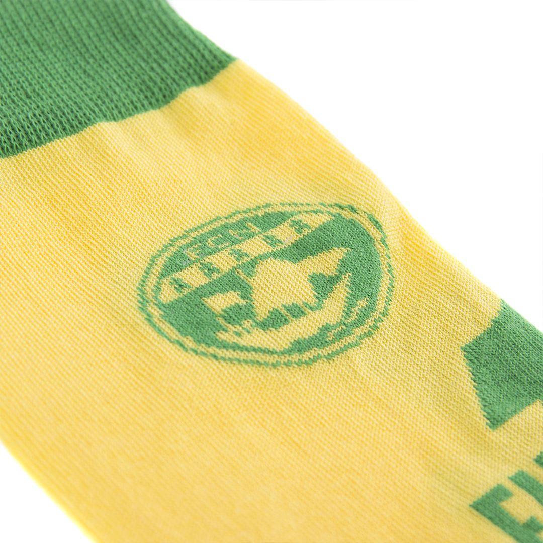 FC Nantes Europe 1 Casual Socks   4   COPA