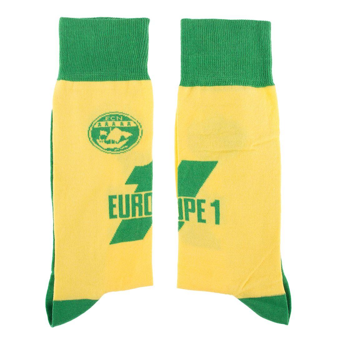 FC Nantes Europe 1 Casual Socks   5   COPA