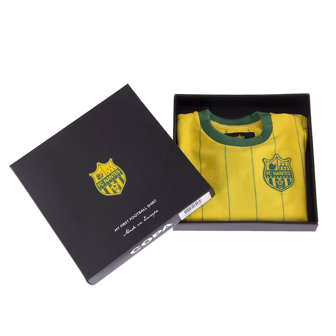 FC Nantes 'My First Football Shirt' | 6 | COPA