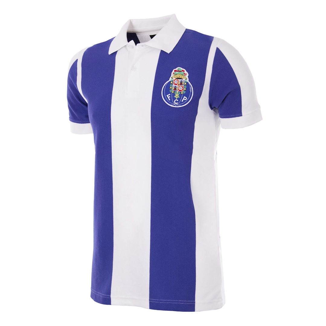 FC Porto 1951 - 52 Retro Football Shirt | 1 | COPA