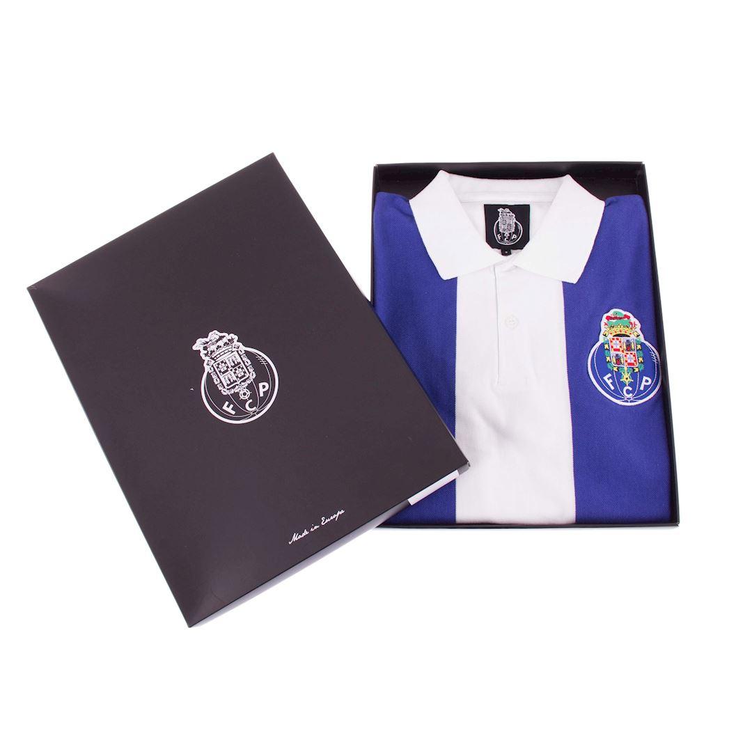 FC Porto 1951 - 52 Retro Football Shirt | 6 | COPA