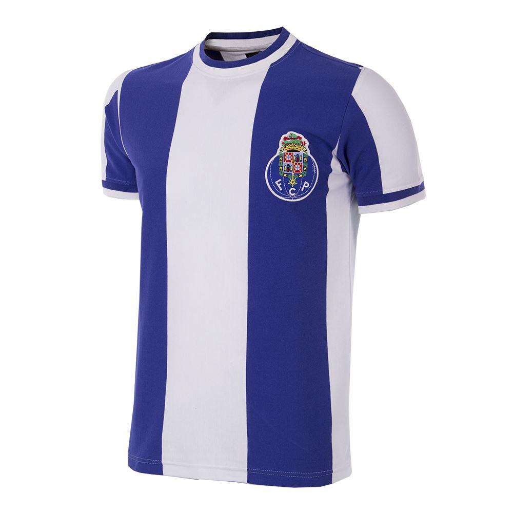FC Porto 1971 - 72 Retro Football Shirt | 1 | COPA