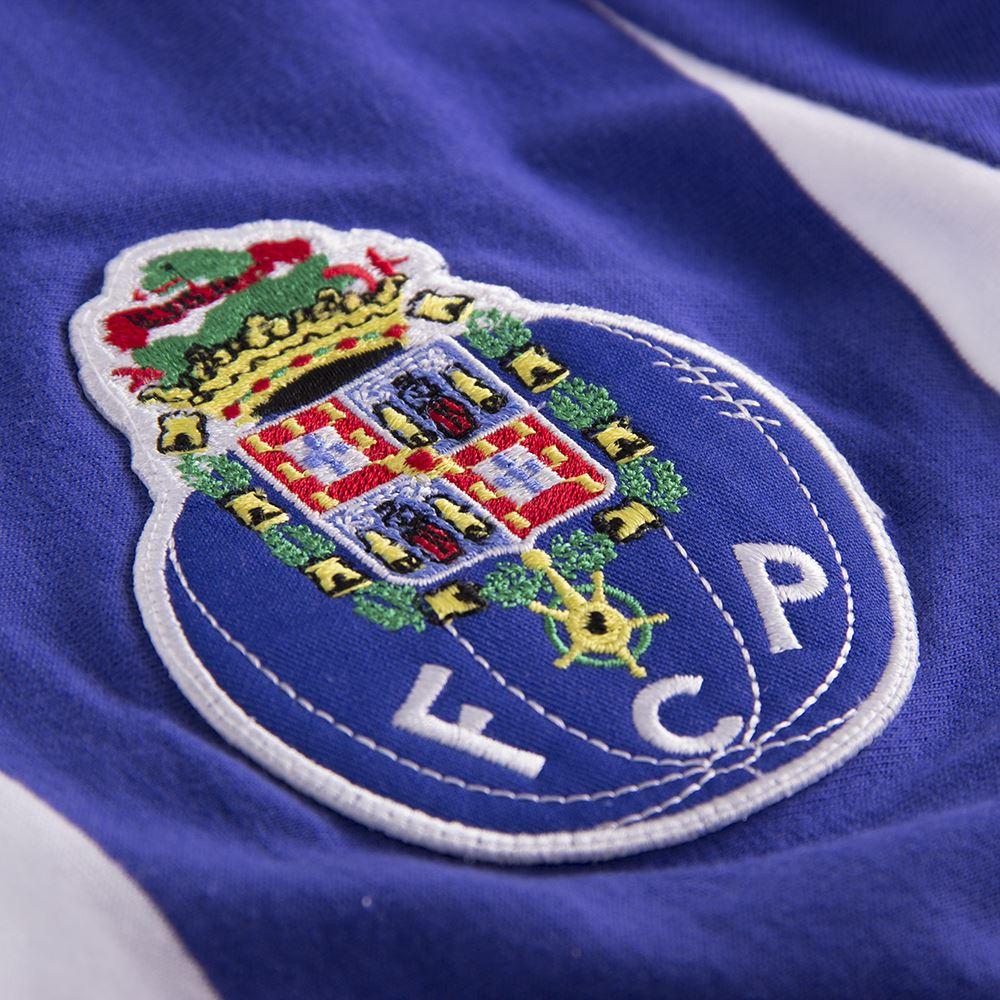 FC Porto 1971 - 72 Retro Football Shirt | 3 | COPA