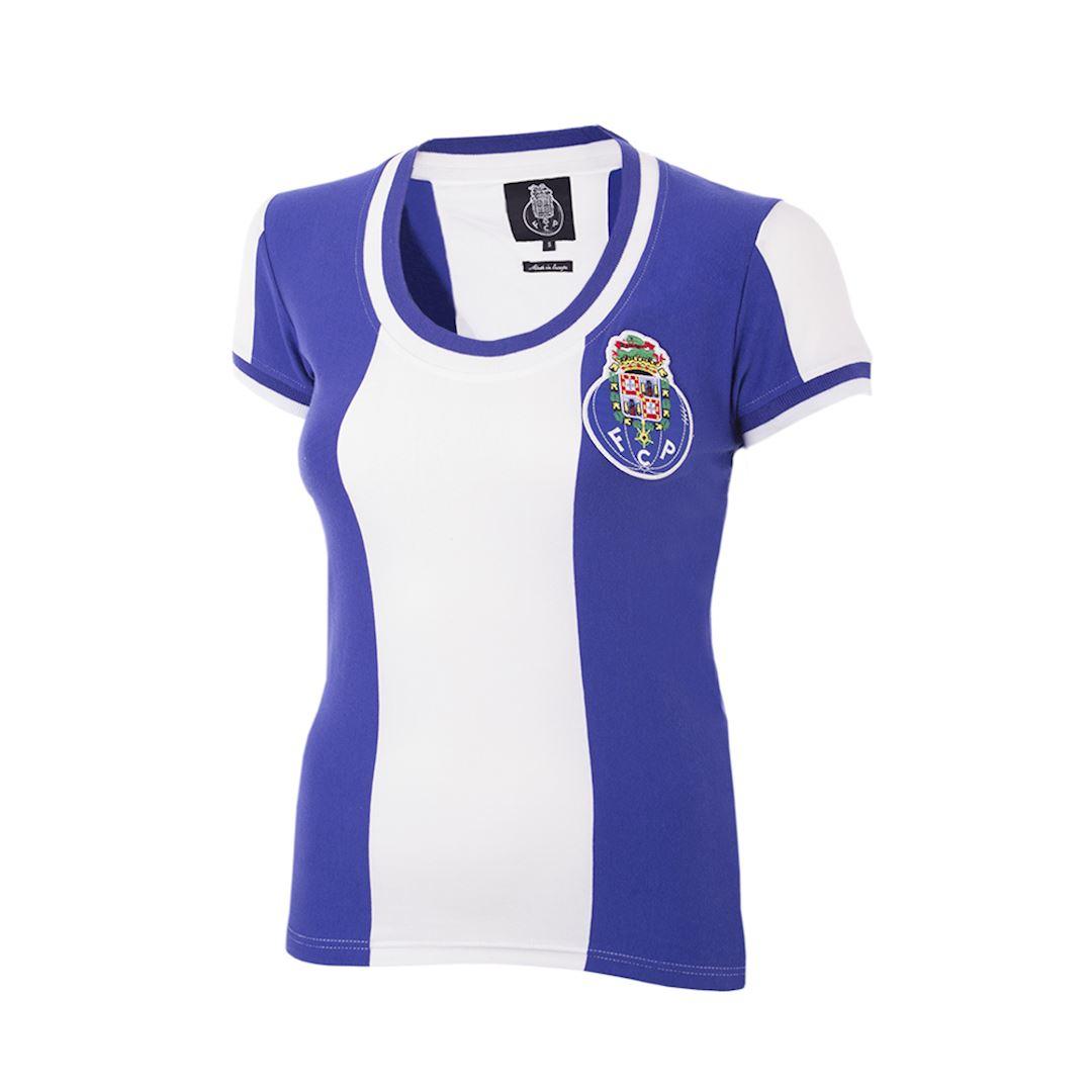 FC Porto 1971 - 72 Dames Retro Football Shirt | 1 | COPA