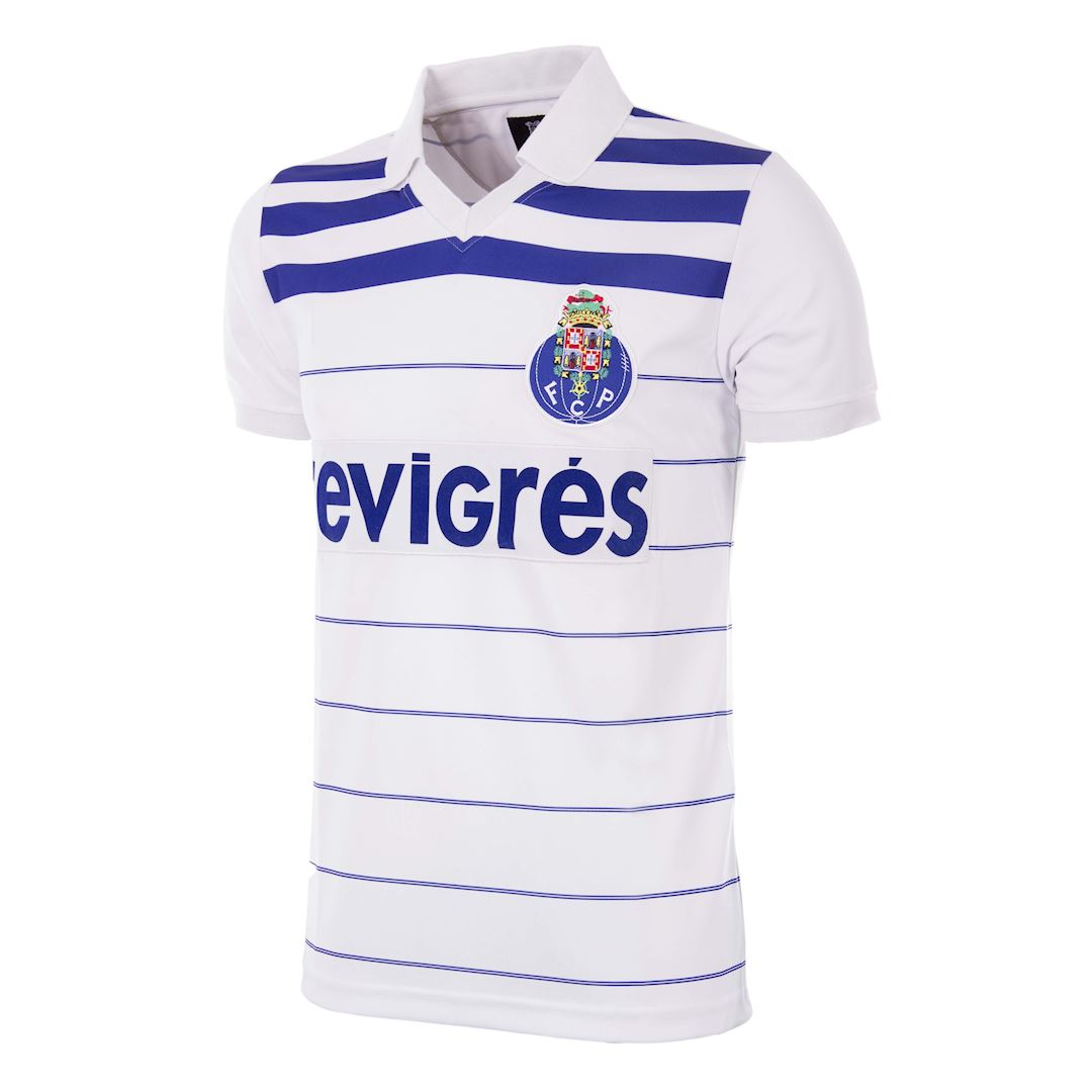 290 | FC Porto 1985 - 86 Away Retro Football Shirt | 1 | COPA