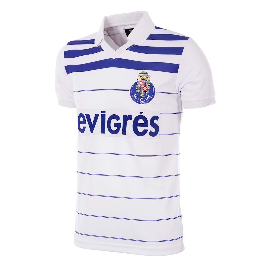 290 | FC Porto 1985 - 86 Away Retro Voetbal Shirt | 1 | COPA