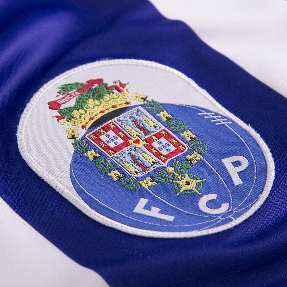 FC Porto 1986 - 87 Retro Football Shirt | 3 | COPA