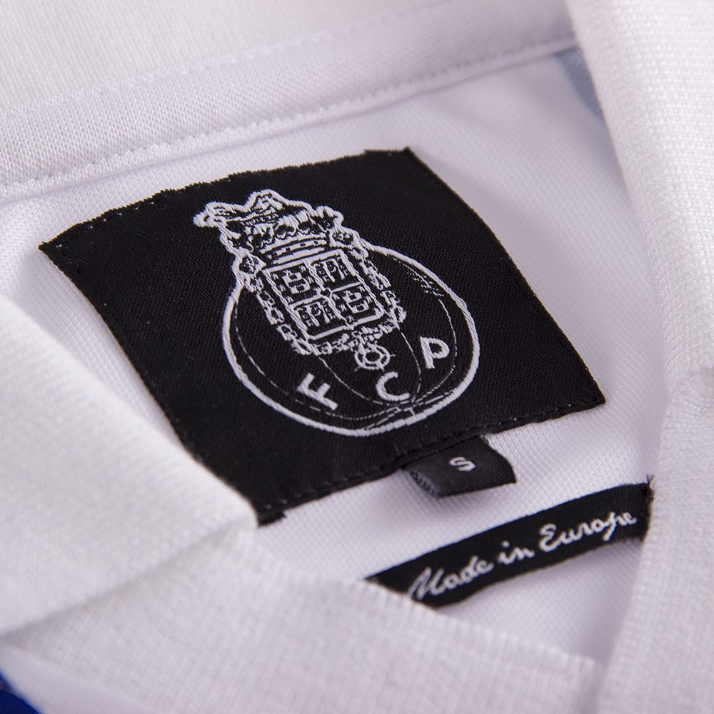 FC Porto 1986 - 87 Retro Football Shirt | 5 | COPA
