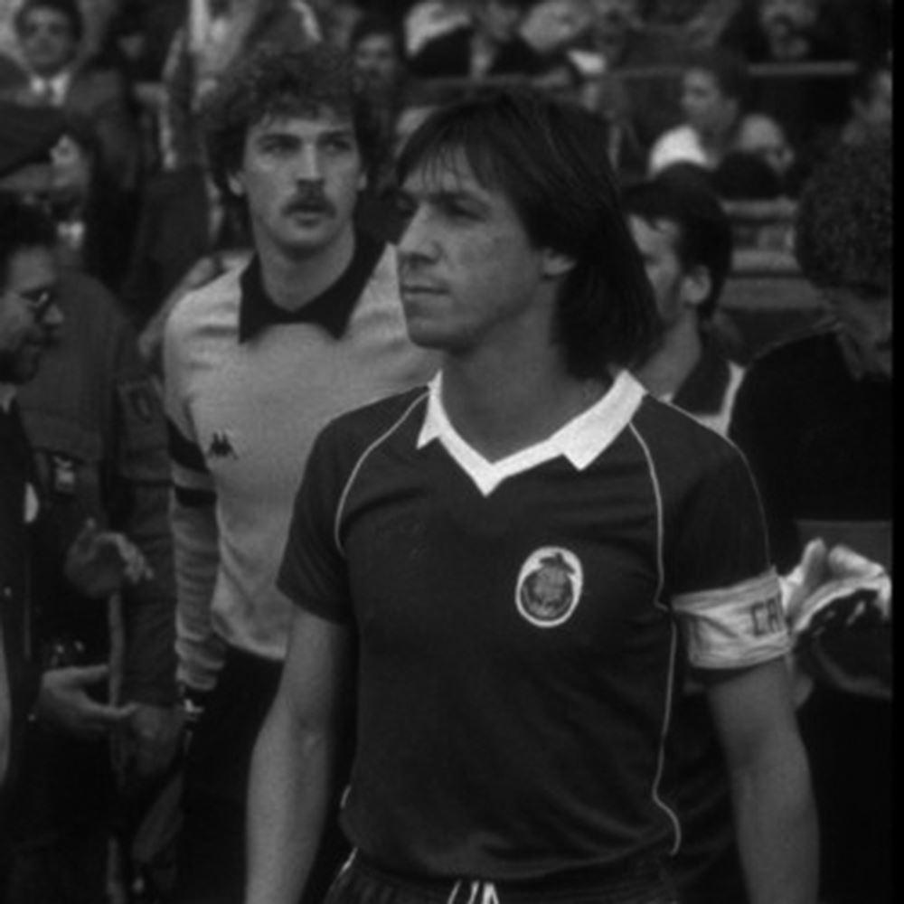 FC Porto Away 1983 - 84 Short Sleeve Retro Football Shirt | 2 | COPA