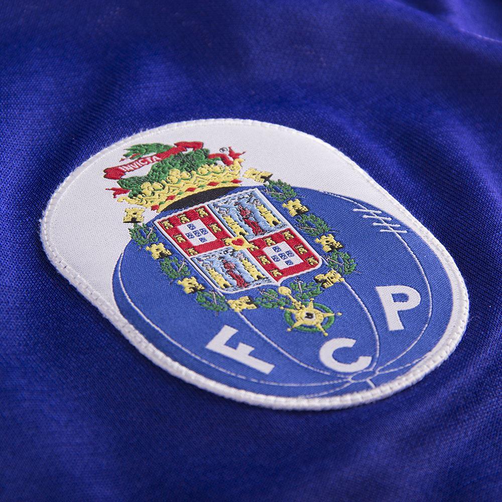 FC Porto Away 1983 - 84 Short Sleeve Retro Football Shirt | 3 | COPA