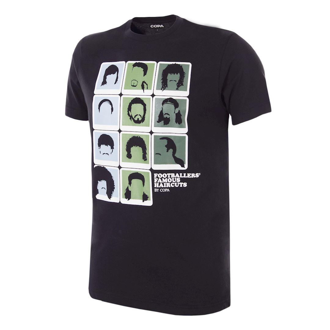 Famous Haircuts T-Shirt   1   COPA