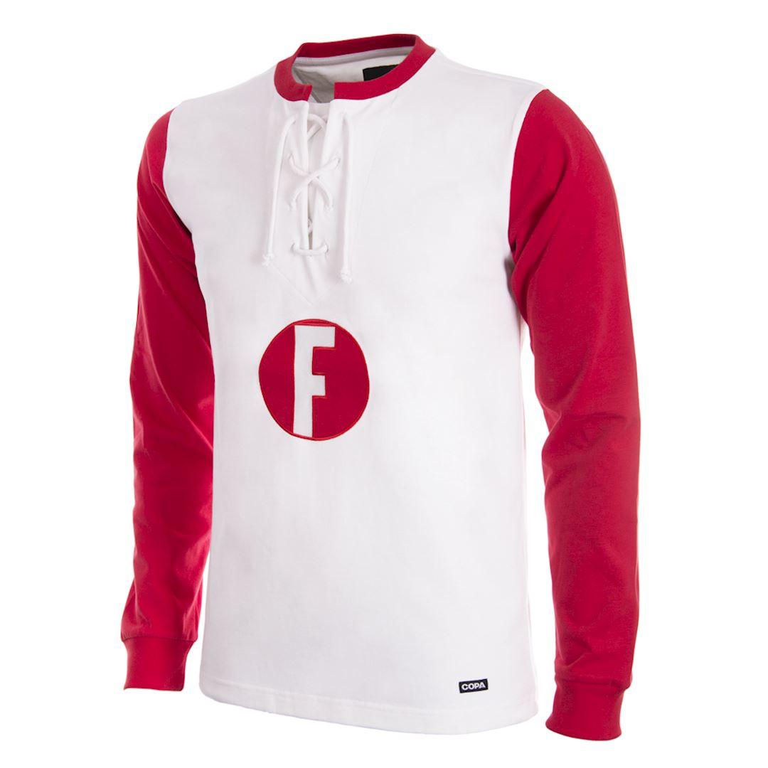 Fortuna Düsseldorf 1948 Retro Football Shirt | 1 | COPA
