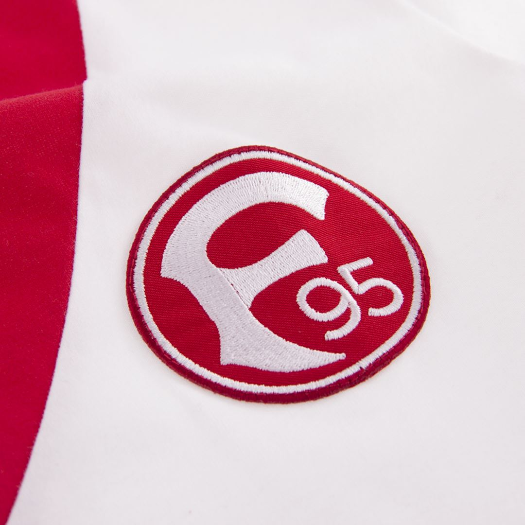 Fortuna Düsseldorf 1965 Retro Football Shirt | 3 | COPA