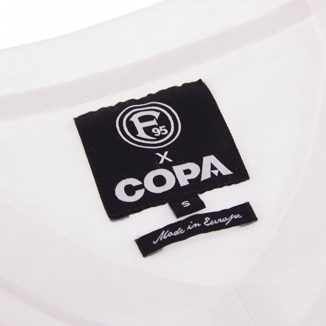 Fortuna Düsseldorf 1965 Retro Football Shirt | 5 | COPA